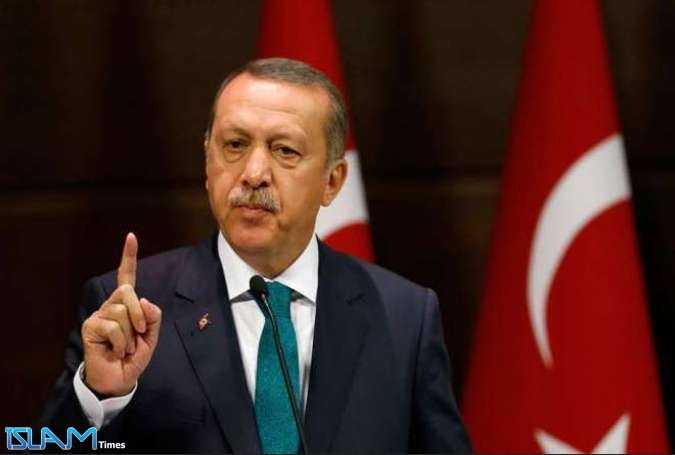 Turkey to Open Diplomatic Mission in East Al-Quds: Erdogan