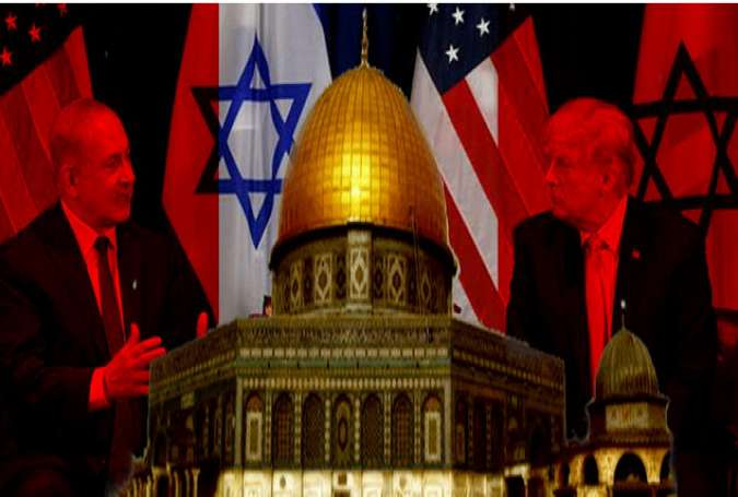 چشم انداز تحولات فلسطین از رهگذر روند تحولات پس از اعلام انتقال سفارت