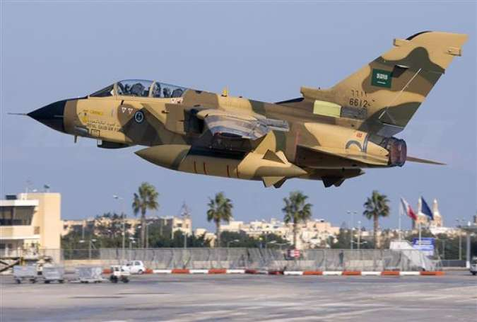 Panavia Tornado combat aircraft belonging to the Royal Saudi Air Force..jpg