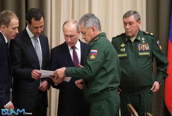 آنچه پوتین برای سوریه ی ۲۰۱۸ در سر دارد؟