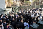 400 people detained, 25 killed in recent Iran riots: Judiciary spokesman