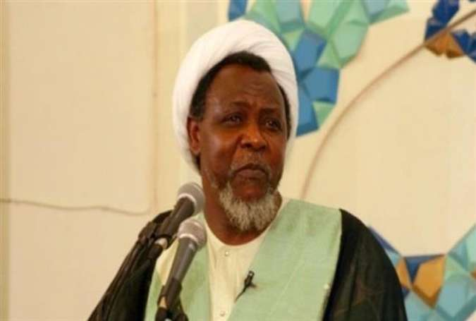 Sheikh Ibrahim Zakzaky, the leader of the Islamic Movement in Nigeria