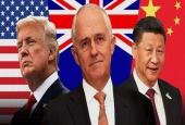 Australia's Hard Choice: China or US?