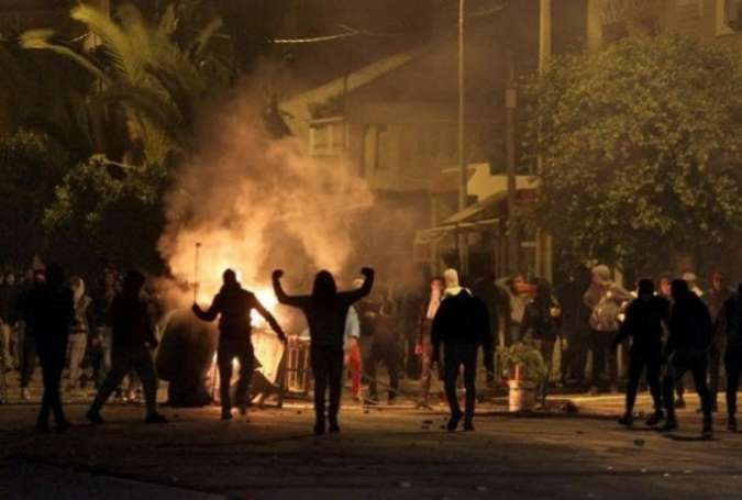 بازداشت ۹۳۰ نفر در تونس در پی نا آرامی های اخیر