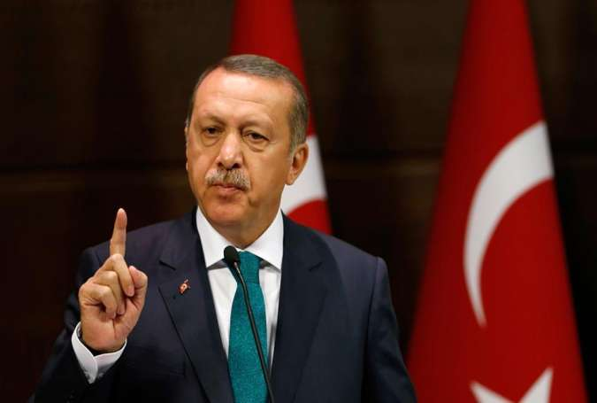 Turkish President Urges NATO Take Stance on US 'Terrorist Army' in Syria