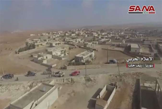 Syrian forces deal devastating blows to terrorists in Aleppo