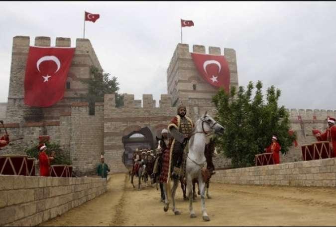 نوعثمانی گری ترکیه و رقابت با ایران