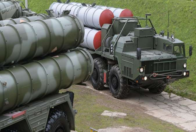 S-400 Triumf, Russian air defense missile system.jpg