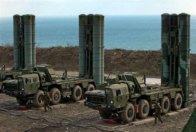 Russian-made S-400 missile defense systems.jpg