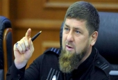 Ramzan Kadyrov, the leader of the Chechen Republic, a federal subject of Russia