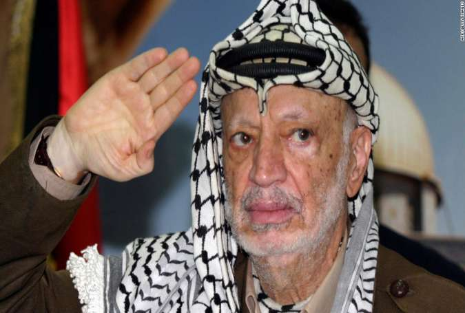 Israeli Regime's Assassination Machine Repeatedly Plotted to Kill Yasser Arafat: Revealed