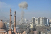 Huge explosion hits near foreign embassies in Afghan capital; several dead