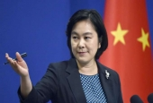 China Foreign Ministry spokesperson Hua Chunying
