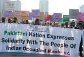 Kashmir Solidarity Day Marked as India, Pakistan Clashes Increase
