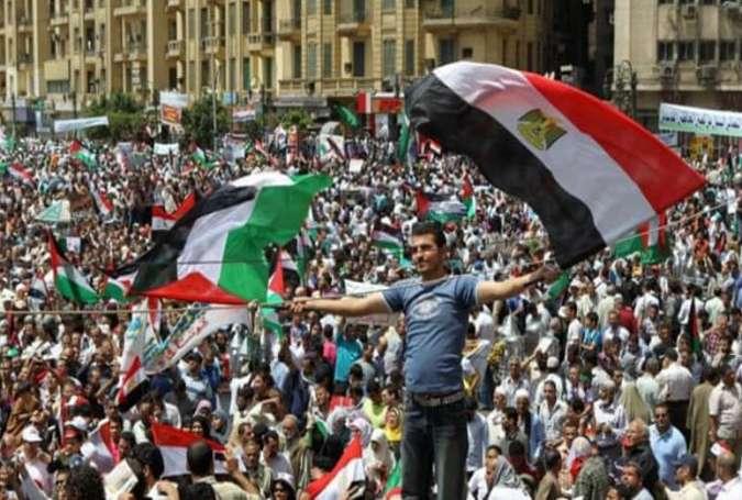 جایگاه فلسطین در سیاست خارجی مصر ؛ از مبارک تا سیسی