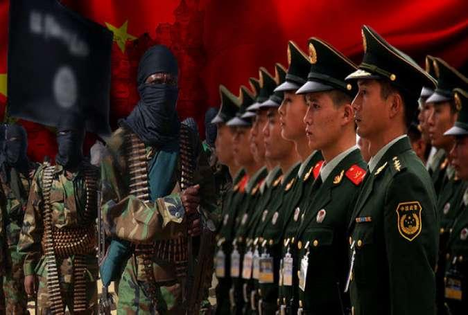 بیداری اژدها در مقابل طغیان داعش