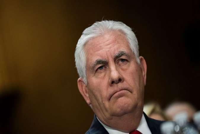 سفر دوره ای وزیر خارجه ی آمریکا به منطقه