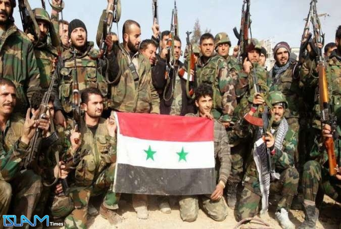 ارتش سوریه پاکسازی استانهای «حماه» و «حلب» از عناصر داعش را اعلام کرد
