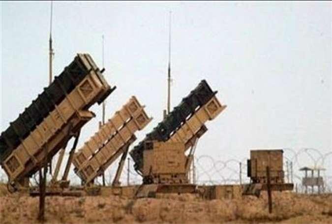 پدافند هوایی ارتش یمن، سامانه پاتریوت پاک۳ عربستان را منهدم کرد