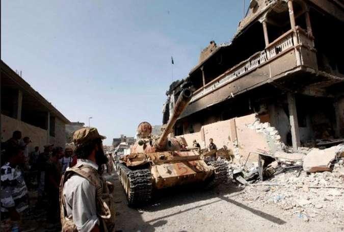 گزارش تکاندهنده رأی الیوم از بلایی که انگلیس و فرانسه بر سر لیبی آوردهاند