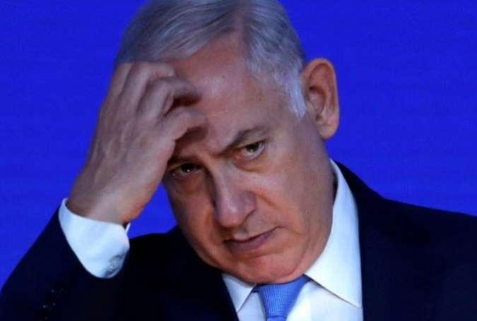 تظاهرات در سرزمینهای اشغالی علیه فساد نتانیاهو