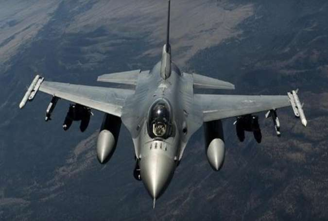 US Fighter Jets Continue Green-on-Blue Bombing in Eastern Syria