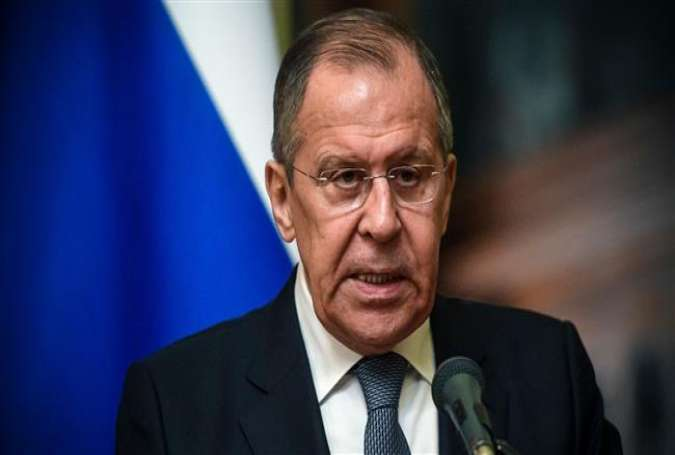 Sergei Lavrov, Russian Foreign Minister