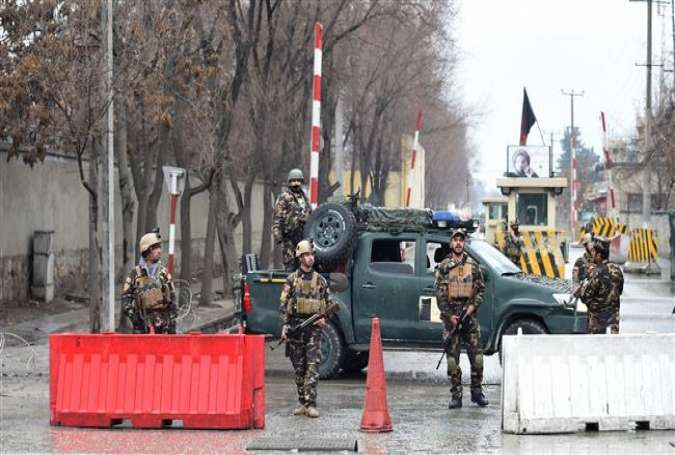 Deadly blast hits area near US Embassy in Afghan capital