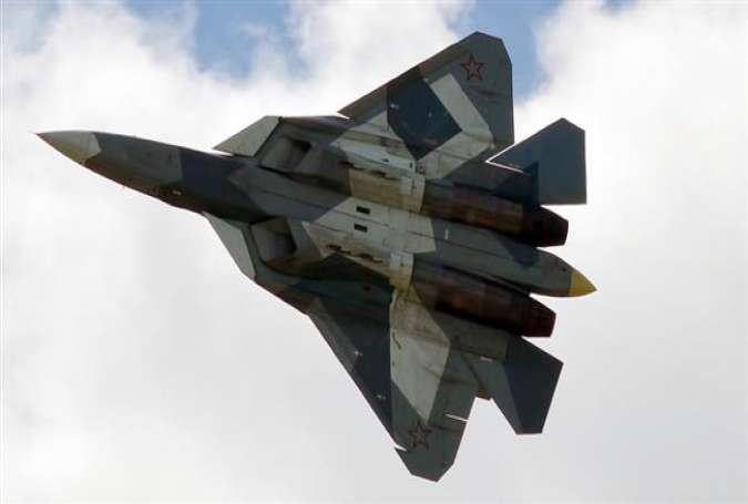 Russia sends most advanced jets to Syria after US F-22 deployment