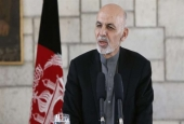 Afghan President Urges Taliban to Join Peace Talks Without Preconditions