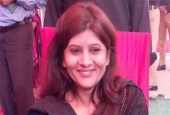 Krishna Kohli, 39, is the first-ever Dalit woman to be elected to Pakistan's Senate. (File photo)