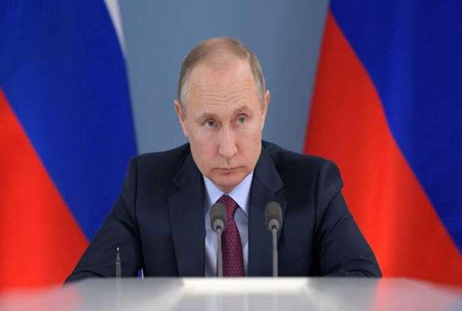 プーチン大統領:シリア軍の偽化学兵器使用のニュース