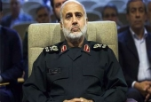 Major General Gholam Ali Rashid, the commander of the IRGC