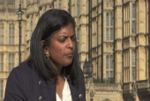 MP Rupa Huq (File photo)