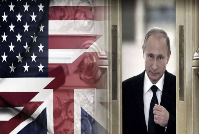 US, Britain Wary of Russia's Comeback at Global Scene