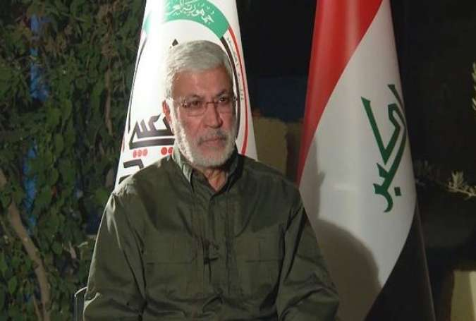 Abu Mahdi al-Mohandes. Deputy Chief Commander of Iraq