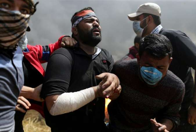Another deadly day on Gaza-Israel border