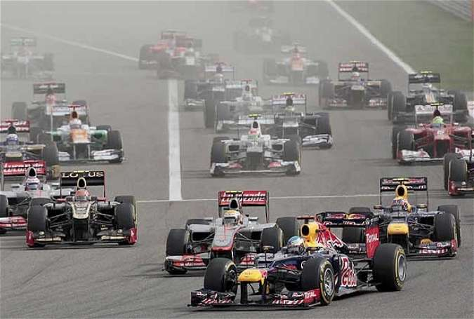 Clashes erupt as Bahrainis protest against F1 championship race