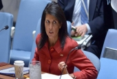 Haley is representative of US Deep State, an enemy of Russia