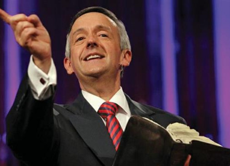 Robert Jeffress, Dallas-based controversial Islamophobic pastor.jpg
