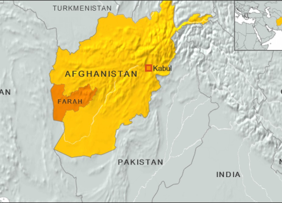Taliban Attack Afghan City of Farah