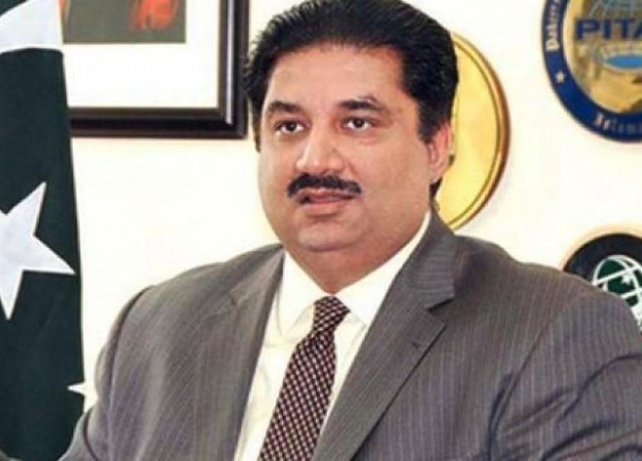 ہمارے سفارتکاروں پر پابندیاں ٹرمپ انتظامیہ کیجانب سے پاکستان کیخلاف دباؤ کی حکمت عملی کا حصہ ہیں، خرم دستگیر