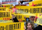 Catalan protesters rally against Madrid's central control