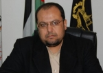 Daoud Shihab, the spokesman for the Palestinian Islamic Jihad resistance movement (file photo)