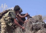 Yemeni revolutionary fighters