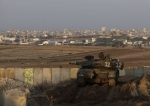 Israeli Occupation Forces Attack Gaza