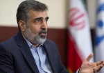 Behrouz Kamalvandi, the spokesman for the Atomic Energy Organization of Iran (Photo by Mehr news agency)