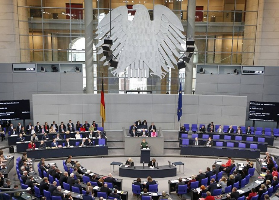 Germany's Lower House of Parliament