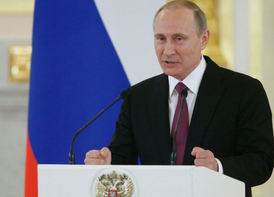 Russia Will Not Abandon Independent Stances Due to US-Led Sanctions: Putin