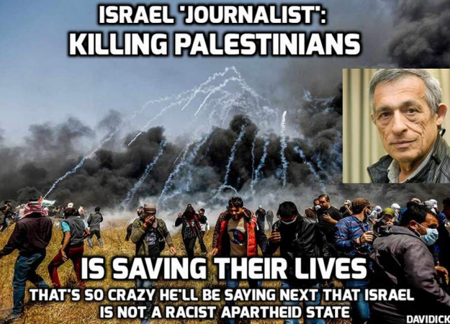 'Every Bullet has a Precise Address' – Another Israeli Journalist Justifies the Massacre